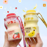 Fruity Milk Bottle (480ml)
