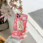 Kawaii Candy Rose Iphone Case