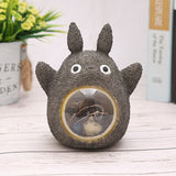 Studio Ghibli Spirited Away Totoro Figures Model LED Night Light