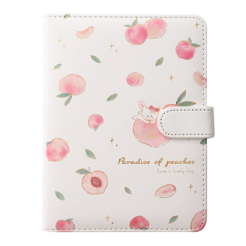 Kawaii Peach Notebook/Journal (A5)