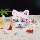 Cosplay Japanese Fox Mask