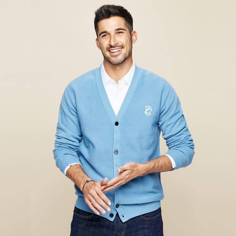 Swift Spectator Embroidered Casual Sweater - moderncaveman