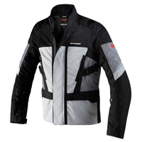 Spidi GB H2OUT Traveler 2 CE Jacket Black/Grey