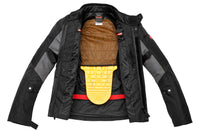 Spidi GB H2OUT Traveler 2 CE Jacket Black/Slate