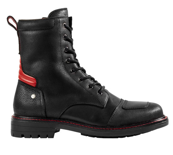 Spidi IT X Goodwood CE M/C Boots Black Red