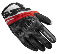 Spidi IT Flash R Lady [3] CE Gloves  Black Red