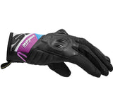 Spidi IT Flash R Lady [3] CE Gloves  Black Fucshia