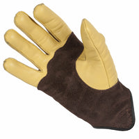 Spada Leather Ladies Gloves Wyatt Tan