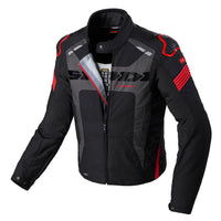 Spidi GB Warrior H2Out Evojacket Black Red