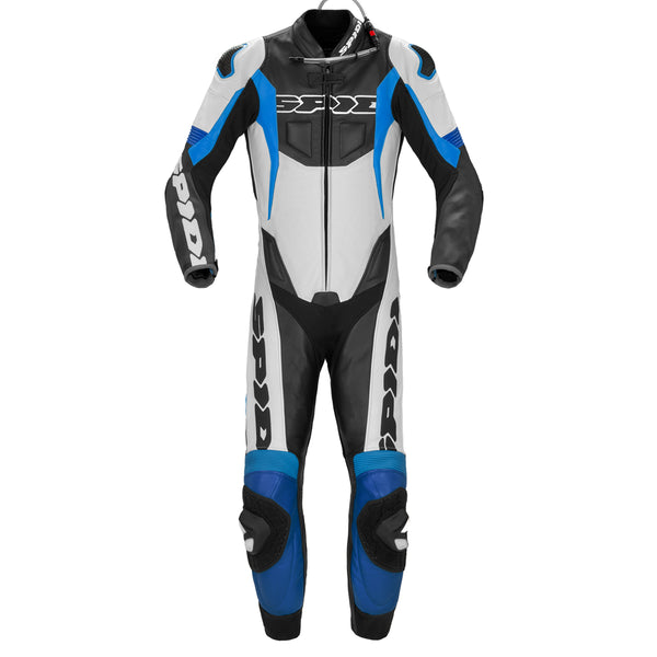 Spidi GB Sport Warrior CE Perforated  Pro Suit Blk Blue