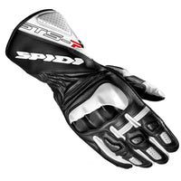 Spidi IT Sts-R2 CE Gloves Wht Blk