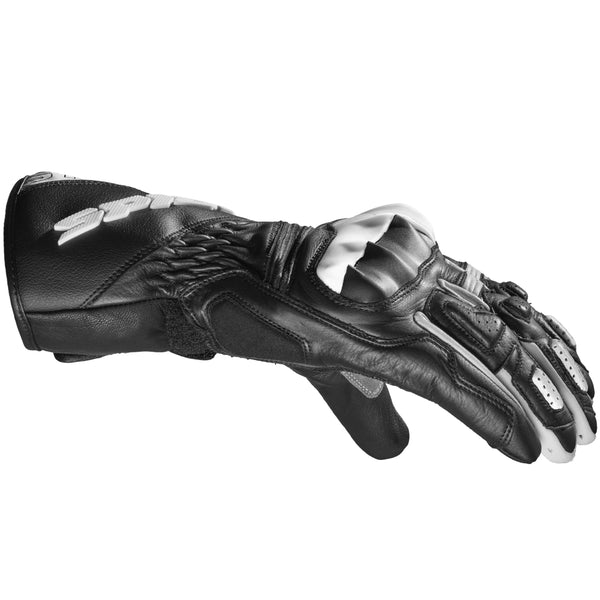 Spidi IT Sts-R2 CE Lady Gloves Blk Wht