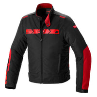 Spidi IT Solar H2Out CE Wp Jkt Blk Red
