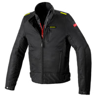 Spidi IT Solar Net CE Wp Jkt Blk Fluo Yell