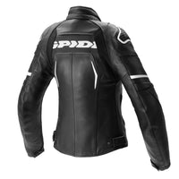 Spidi IT Evorider 2 CE Leather Lady  Jkt Blk Wht