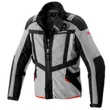 Spidi IT Net Runner CE  Jkt Blk Gry