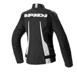 Spidi IT Sport Warrior CE Tex Lady Jkt Blk Wht