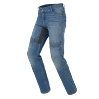 Spidi IT Furious Pro CE Denim Jean Blue Used Med