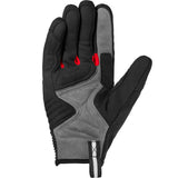 Spidi IT Flash CE Gloves Blk Red