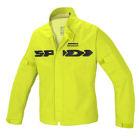 Spidi IT  Sport Rain Wp Jacket  Blk Fluo Yell