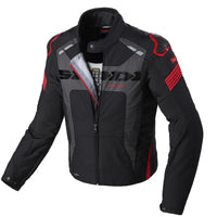 Spidi IT Warrior H2Out Evo CE Jacket Black Red
