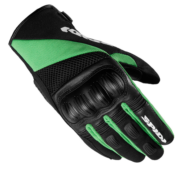 Spidi IT Ranger CE Gloves  Black Kawa Green