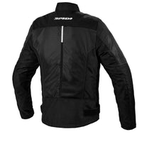 Spidi IT  Solar Net Windout Jacket CE Black White