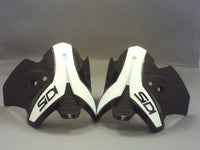 Sidi Mag 1 Rear Upper Black/White