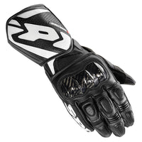 Spidi GB Carbo 1 Leather Gloves-Black