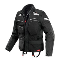 Spidi H2OUT Voyager WP Jacket-Black