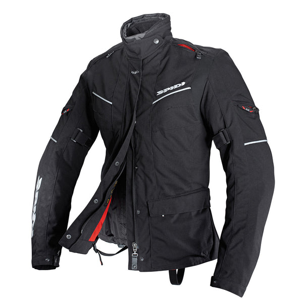 Spidi H2OUT Venture Lady WP Jacket-Black