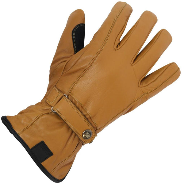 Spada Leather Gloves Free Ride WP Ladies Tan
