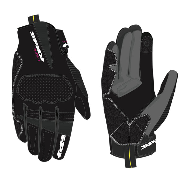 Spidi GB Charme 2 CE Lady Glove Black