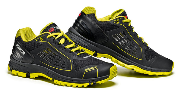 Sidi Approach Black/Lime Special