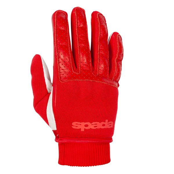 Spada Textile Gloves Chase CE Red