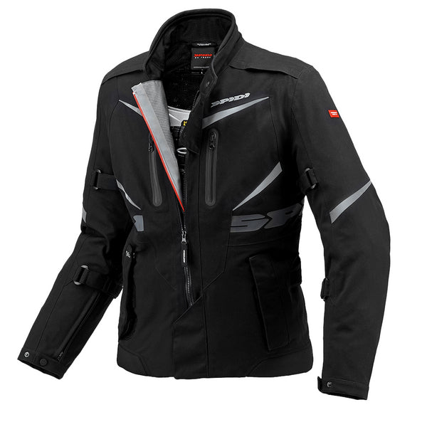 Spidi XTOUR EVO JKT BLACK D161C-026 LARGE