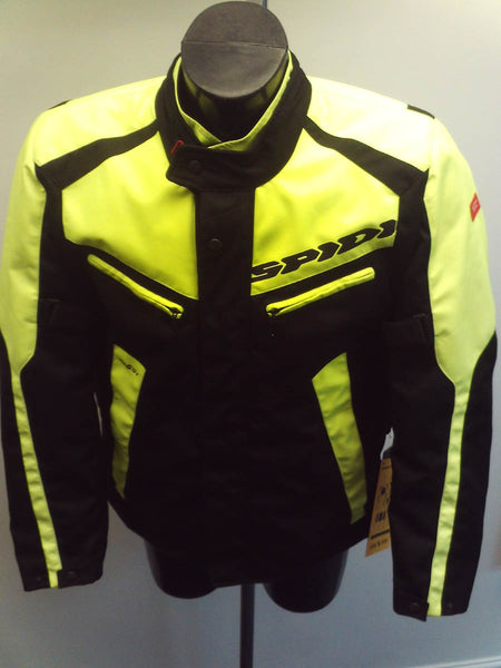 Spidi TRAVELLER JKT YELL  FLUO D147C-486 LARGE