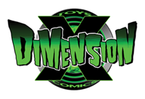 Dimension X Comics, Toys, and Collectibles