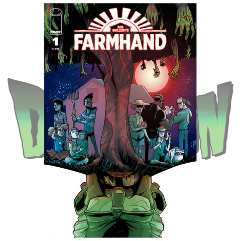 FARMHAND #1 GUILORY VARIANT DIMENSION X EXCLUSIVE