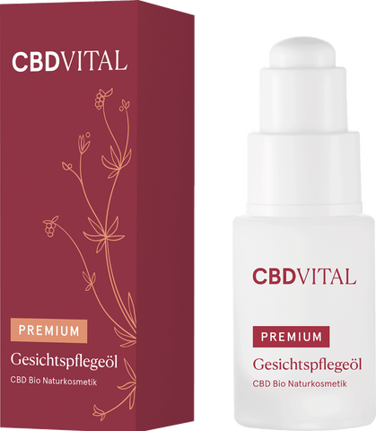 Aceite de CBD Vital Face Oil CBD Face Oil