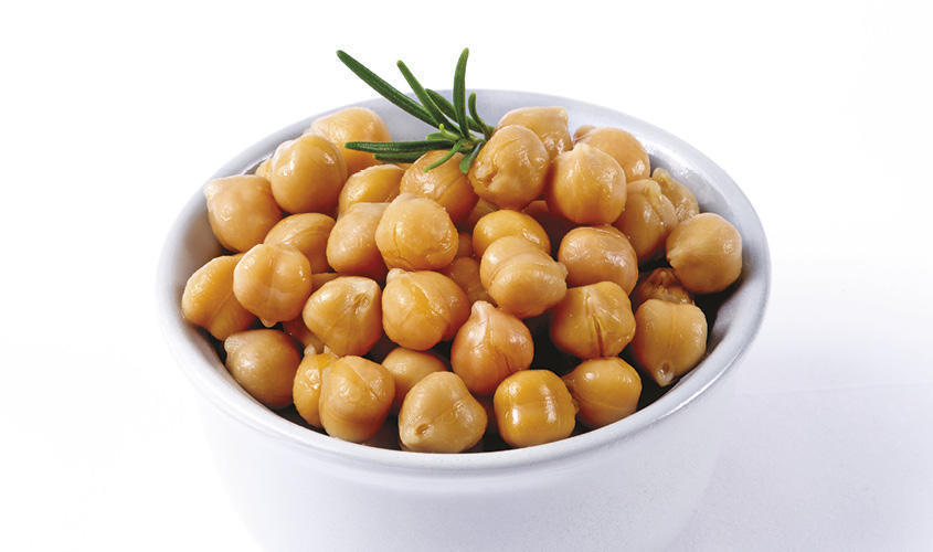 CHICKPEAS TO IMPROVE THE CIRCULATION AND THE IMMUNE SYSTEM.