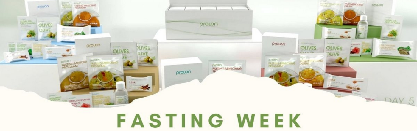 PROLON DIET: THE FASTING WEEK