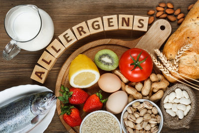 ALLERGIES AND INTOLERANCES: PROTECT YOURSELF!