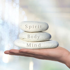 spirit - body - mind