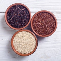 types of quinoa
