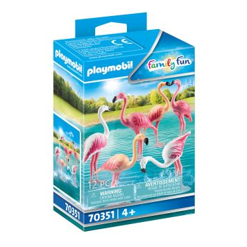 Playmobil 70351 Zwerm Flamingos