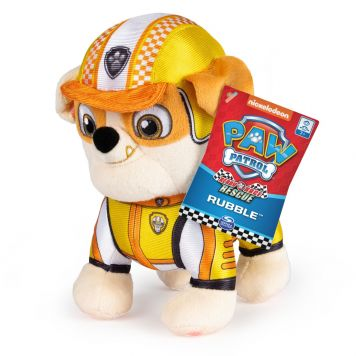 Paw Patrol Race Basic Plush Assorti