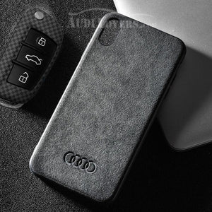 Luxury Audi Four Rings Case