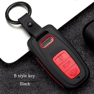 Luxury Audi Carbon Key Cover