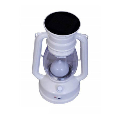 LED Solar Rechargeable Light